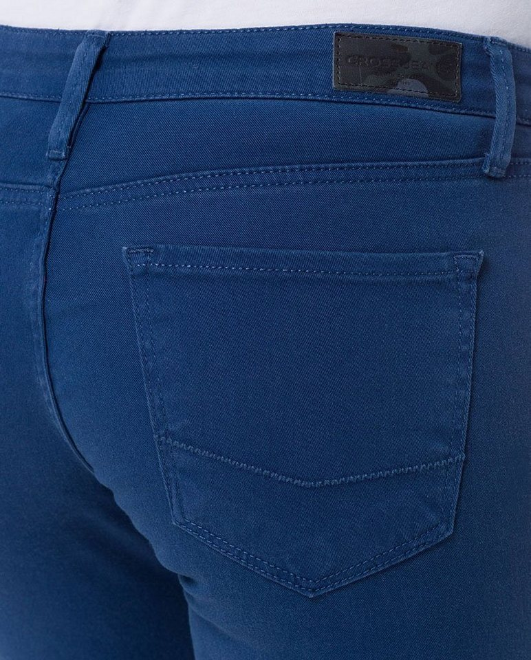 cross jeans 7 8 high waist skinny jeans alyss otto. Black Bedroom Furniture Sets. Home Design Ideas