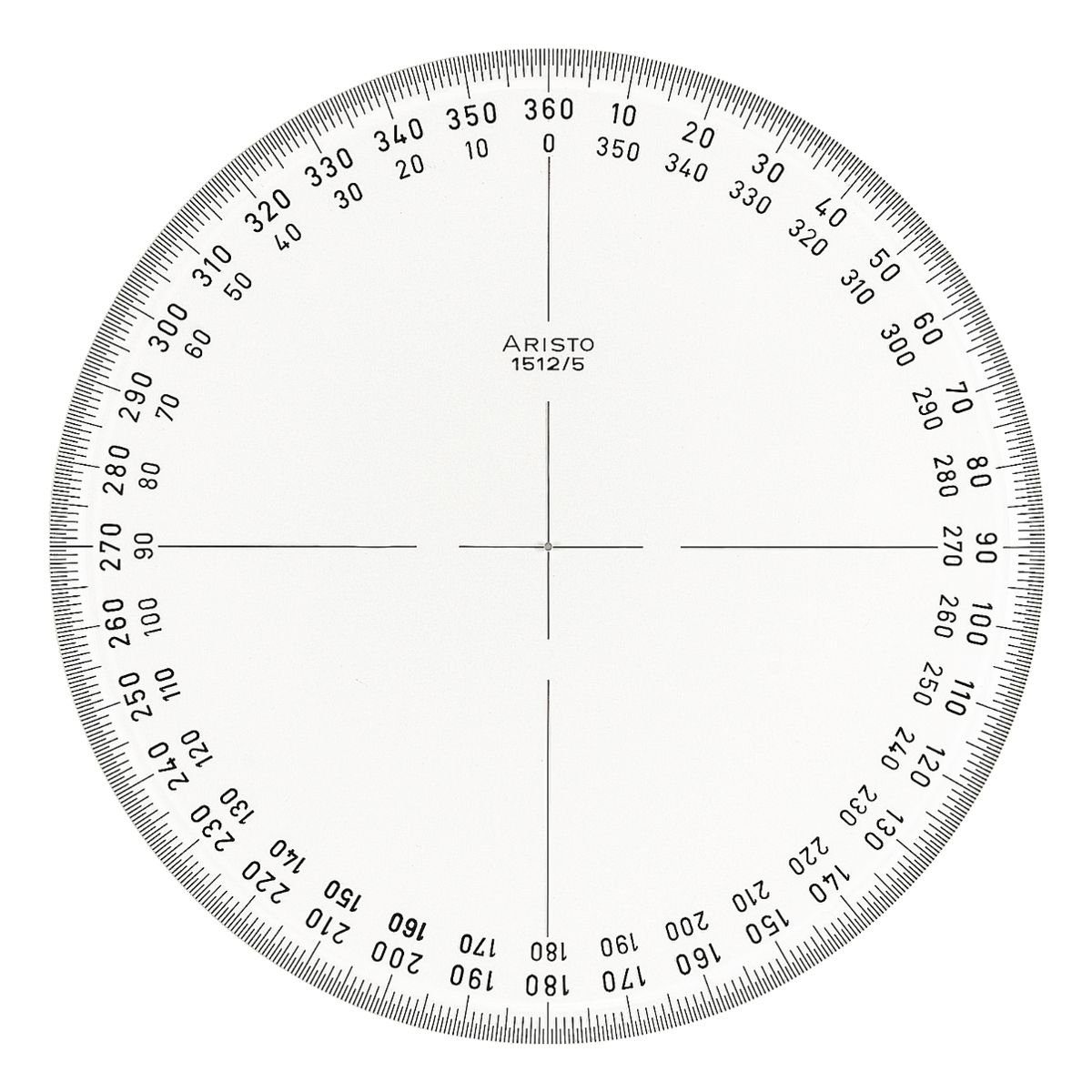 ARISTO Winkelmesser »AR1512/5«