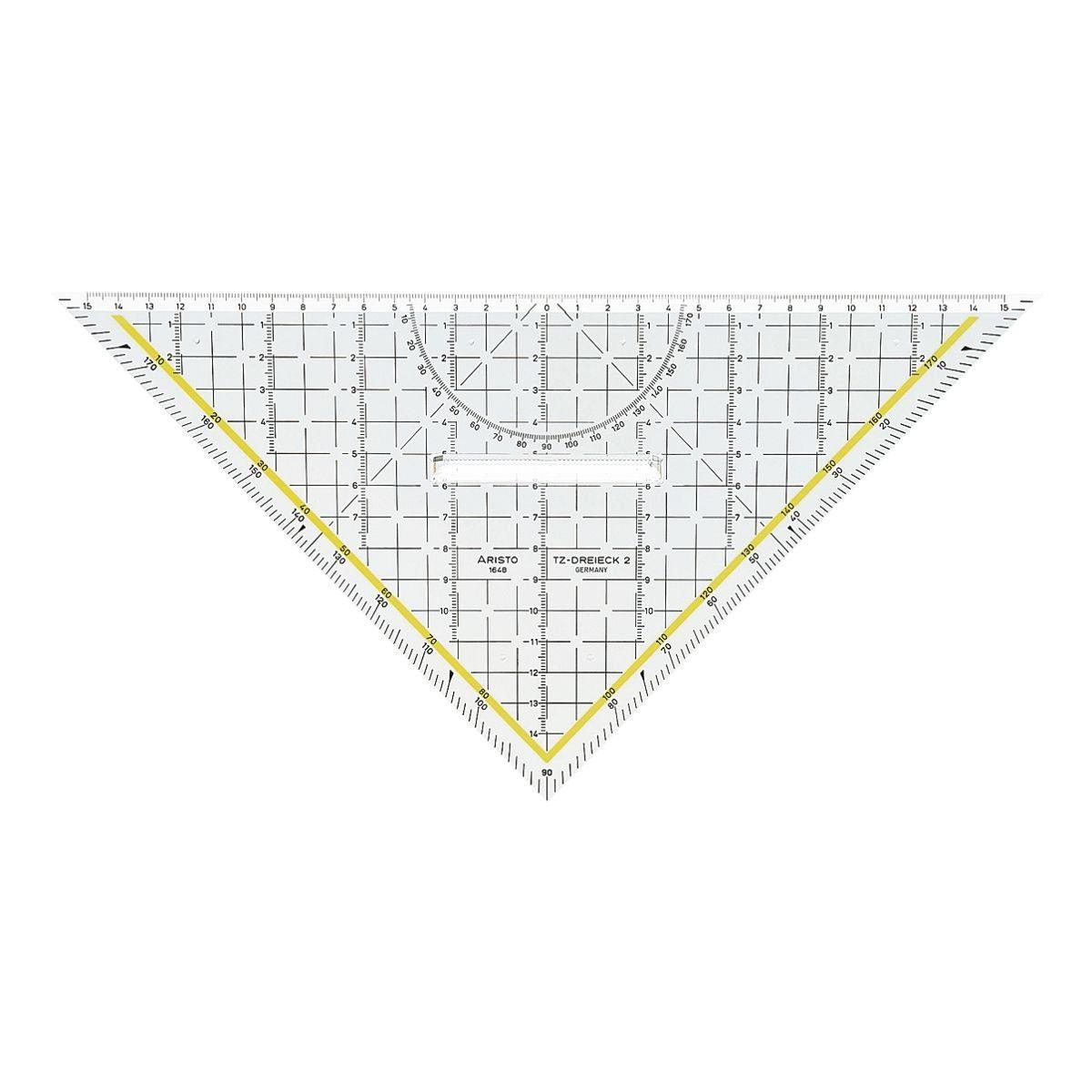 ARISTO Technisches Zeichnen-Dreieck »AR1648/2«