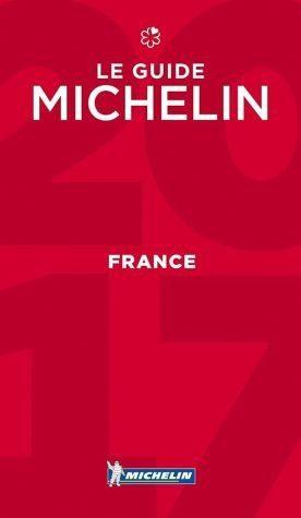 Broschiertes Buch »Michelin France 2017«