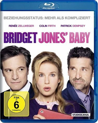 Blu-ray »Bridget Jones' Baby (Blu-ray)«