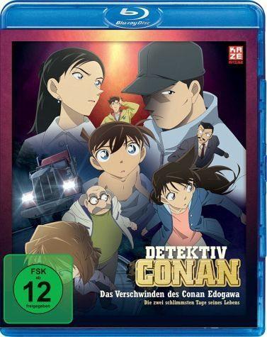 Blu-ray »Detektiv Conan - Das Verschwinden des Conan...«