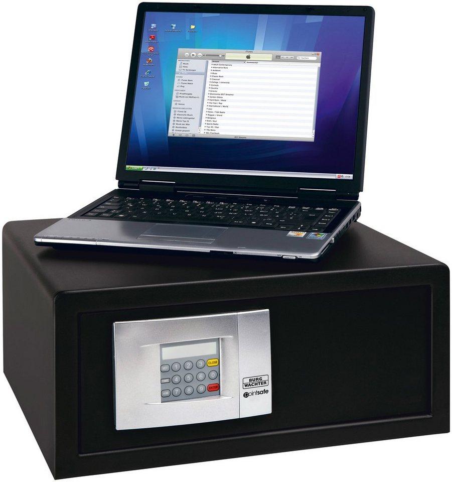 tresor safepoint laptop safe online kaufen otto. Black Bedroom Furniture Sets. Home Design Ideas