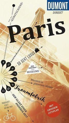 Broschiertes Buch »DuMont direkt Reiseführer Paris«