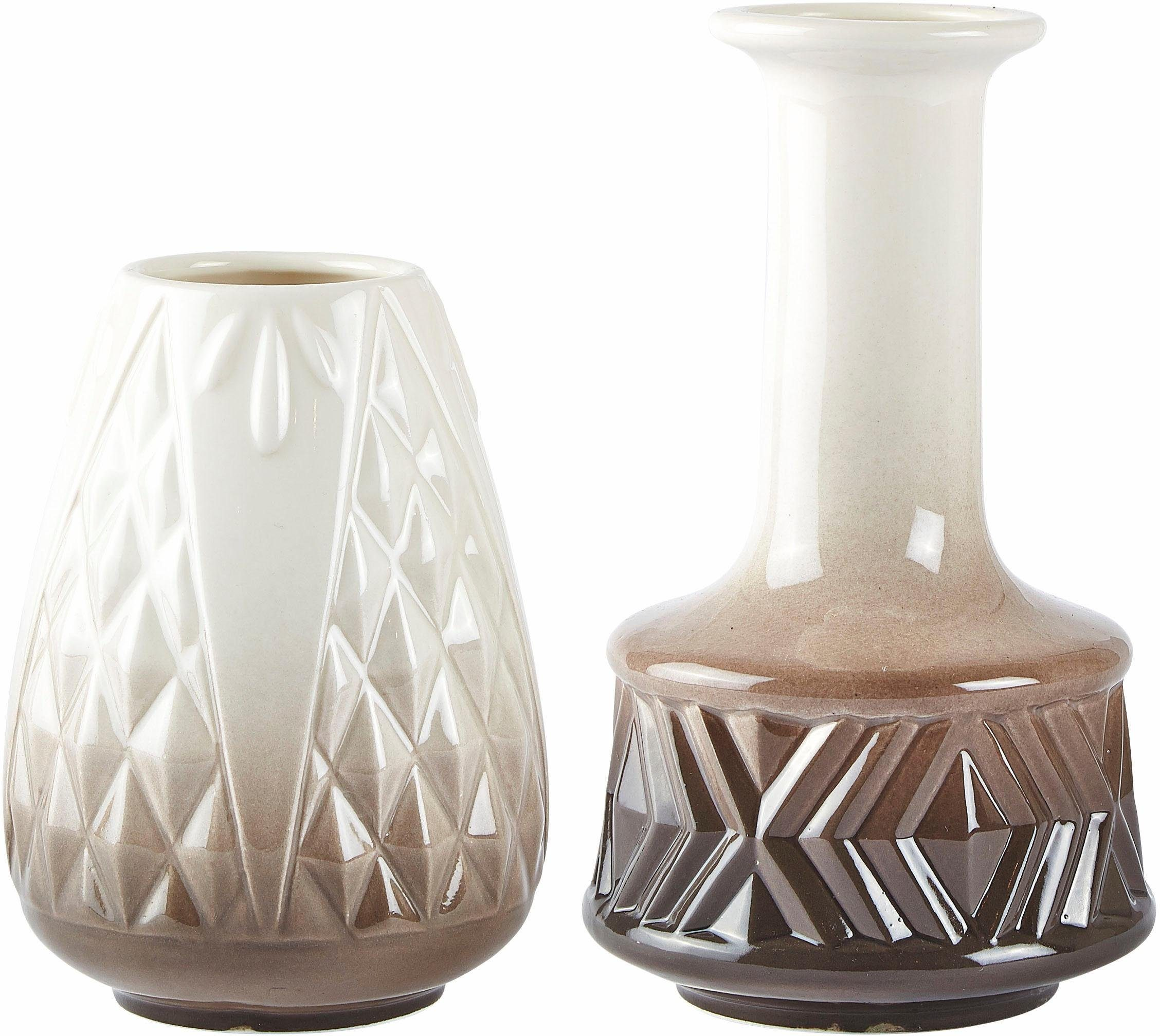 Villa Collection Denmark Vase (2er Set)