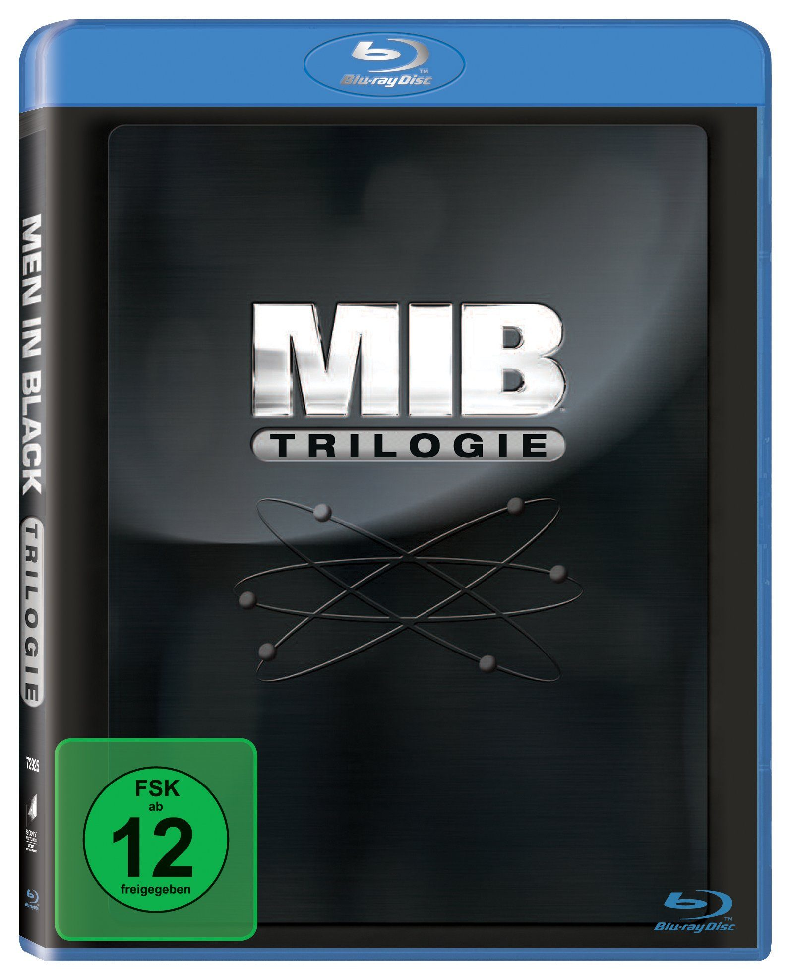 Sony Pictures Blu-ray »Men in Black 1 - 3 Box«