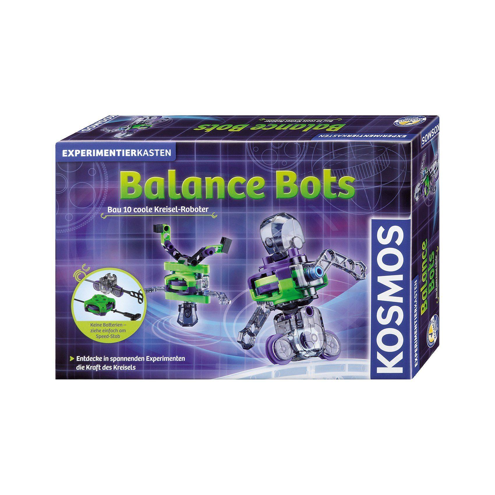 Kosmos Experimentierkasten Balance Bots
