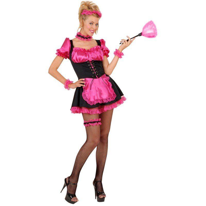 Zimmermädchen Kostüm Cara - M