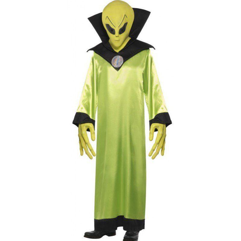 Creepy Alien Kostüm - M