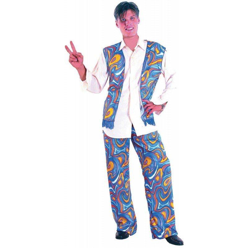 Jimmy Peace Hippie Kostüm - M/L online kaufen