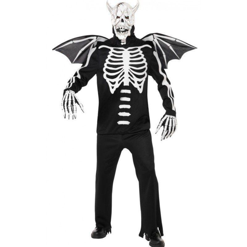 Dämonen Gothic Kostüm - M