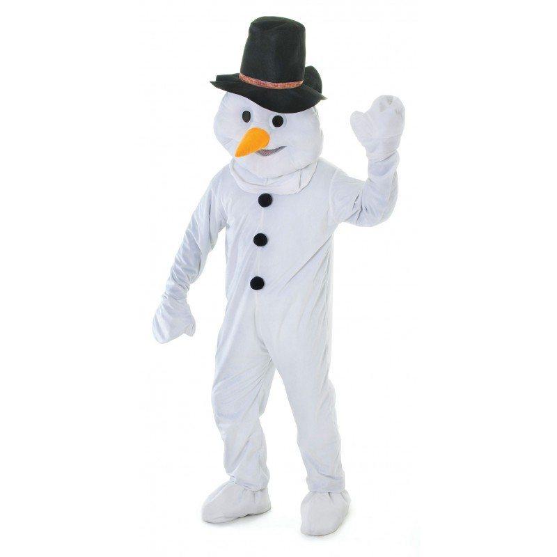 Mr. Bighead Schneemann Kostüm - M/L online kaufen