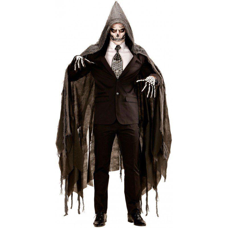 Halloween Umhang des Todes - Einheitsgröße