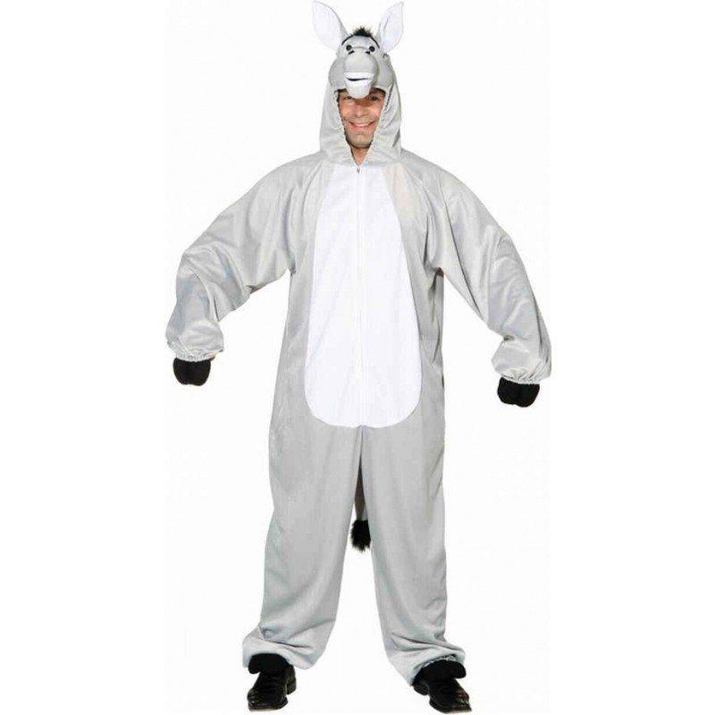 Esel Overall Kostüm für Herren - 54-58 kaufen