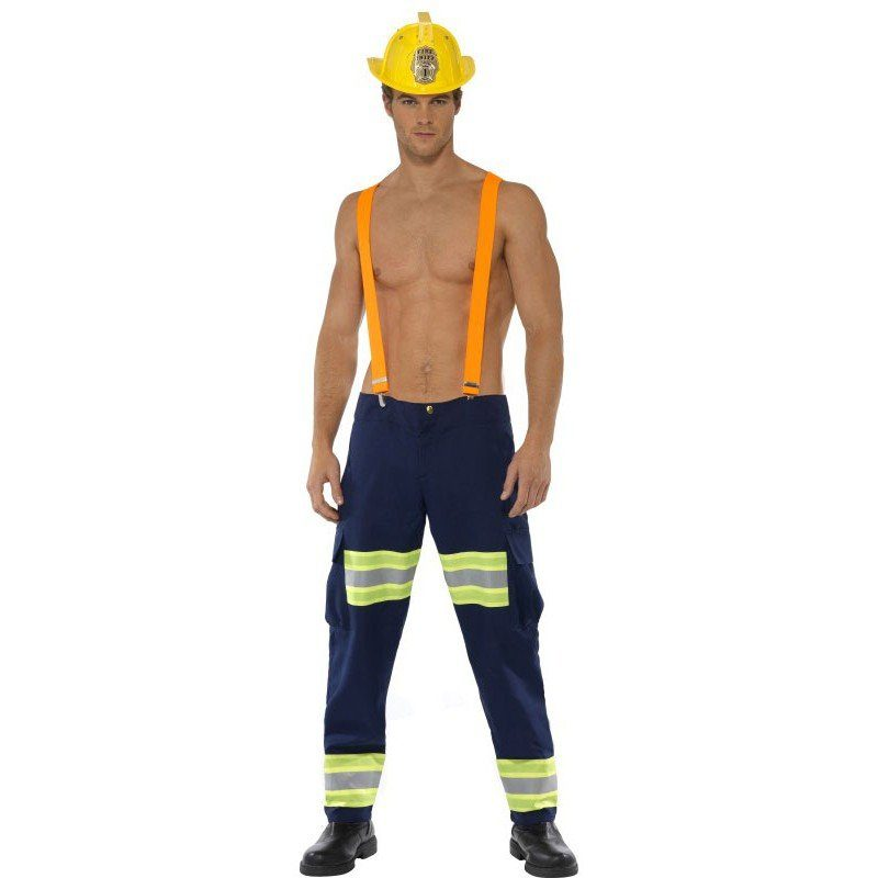 Firefighter Feuerwehrmann Kostüm - M