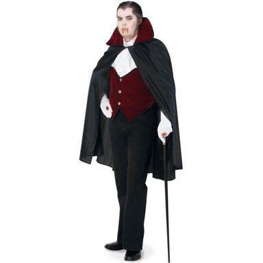 Hungriges Dracula Kostüm für Herren - M/L