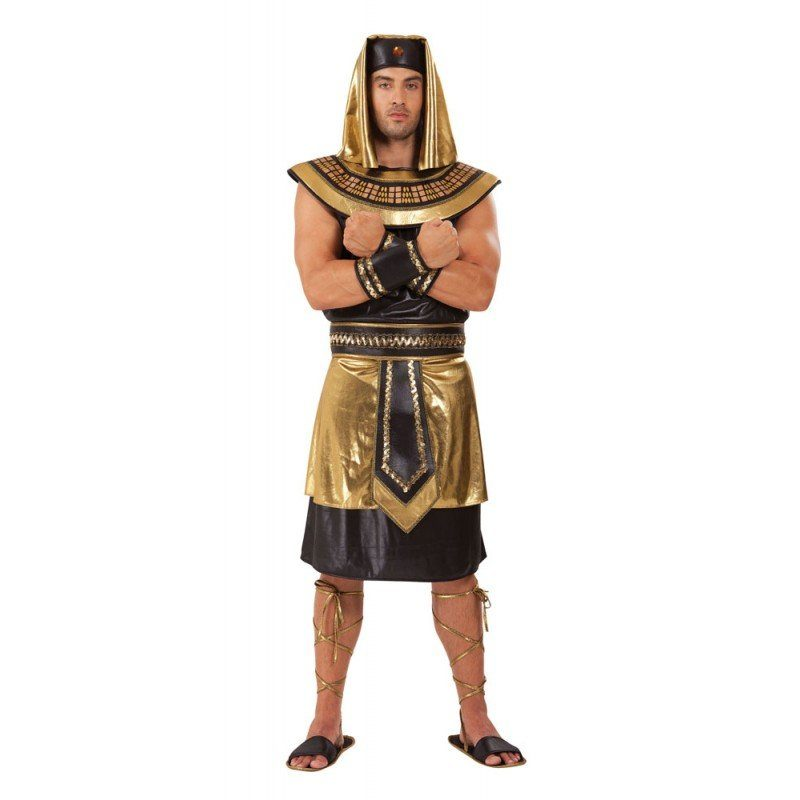 Pharao Ench-Tut-Amun Herrenkostüm - M/L