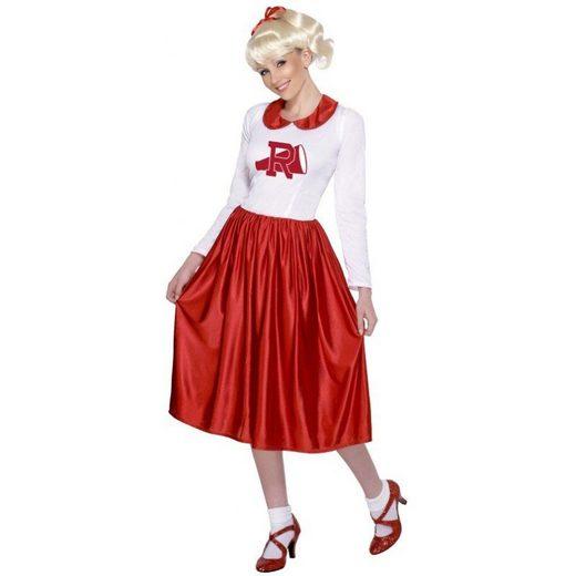 Sandy Grease Tanzkleid Kostüm - M