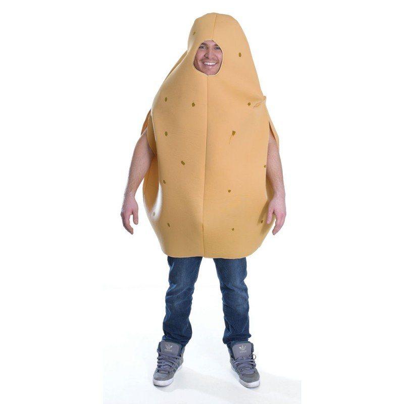 Kartoffel Potatoe Kostüm - M/L online kaufen