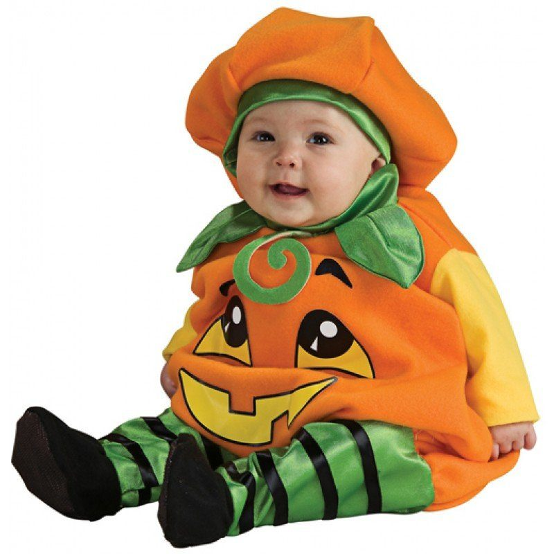 Pumpkin Jumper Kürbis Kostüm fü - Baby 6-12 Monate