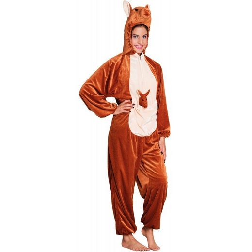 Känguru Kostüm für Teenager - 165 cm