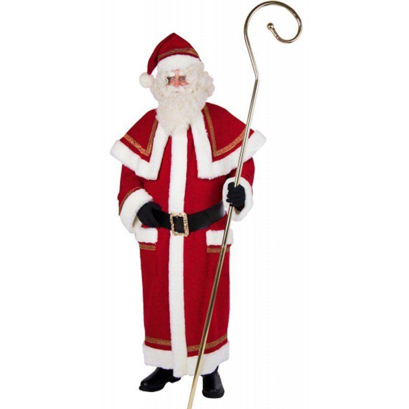 Weihnachtsmann Herrenkostüm - Einheitsgröße (M-XL)