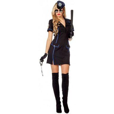 Sexy Officer Polizistin Kostüm