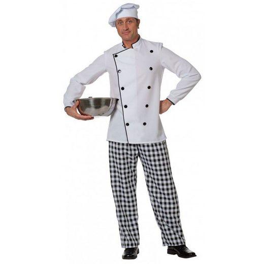 Koch Kostüm für Herren