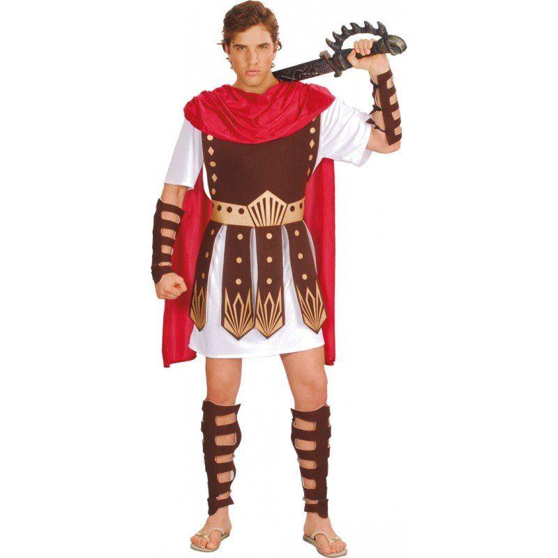Decimus Römer Gladiator Kostüm - M/L