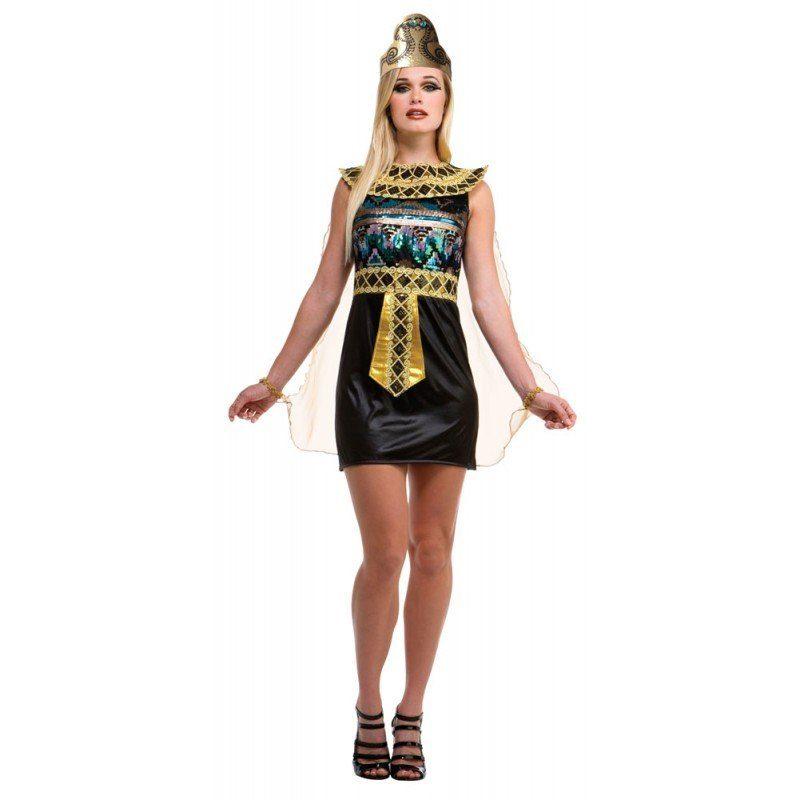 Ägyptische Prinzessin Cleonitra Damenkostüm - S/M