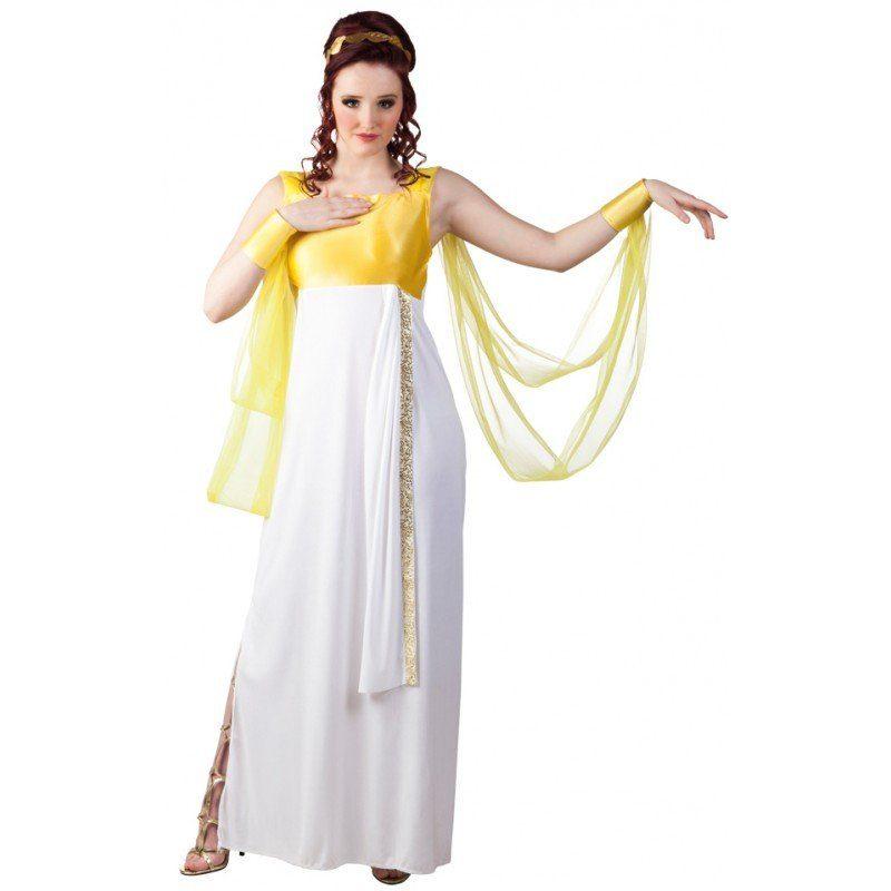 Aphrodite Schönheitskönigin Kostüm - M