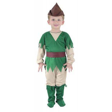 Mini Robin Kinderkostüm - 92-104