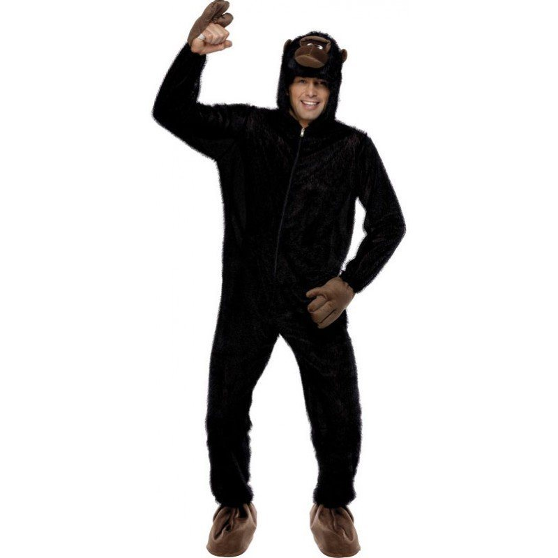 gorilla party kost m m l online kaufen otto. Black Bedroom Furniture Sets. Home Design Ideas