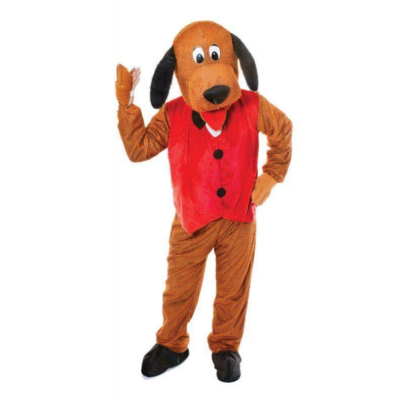 Big Head Dog Hunde Kostüm - M/L