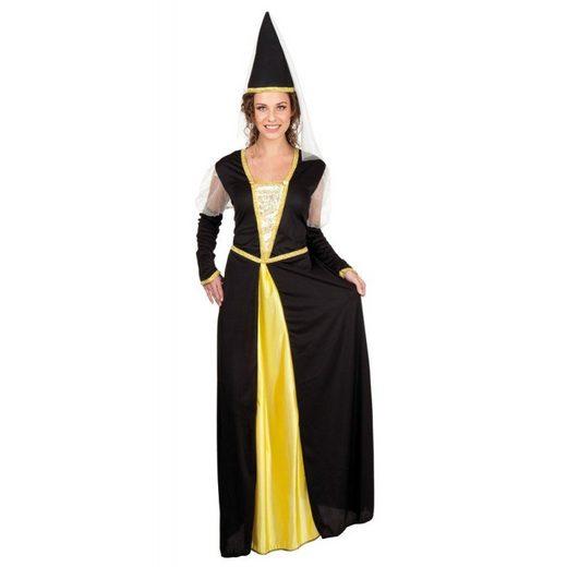 Mittelalterliche Lady Mia Damenkostüm - M