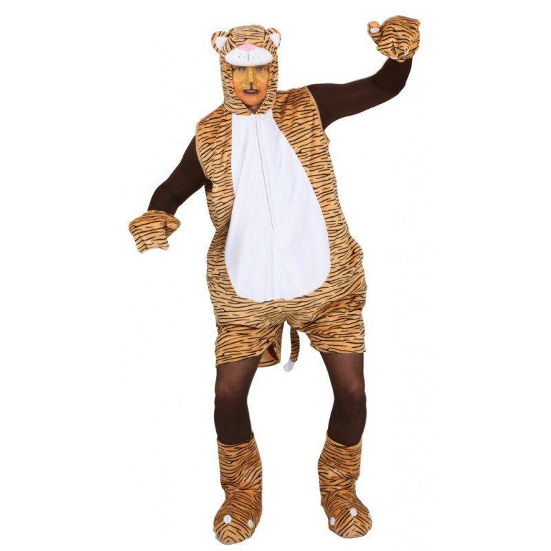 Tiger Overall Herrenkostüm - 54-58 online kaufen