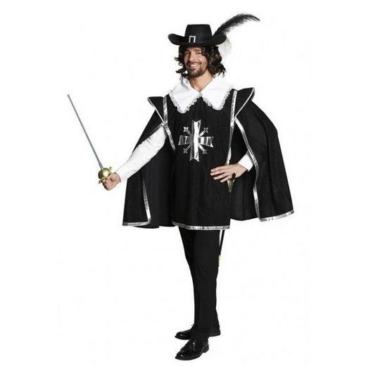 Musketier Umhang Kostüm für Herren