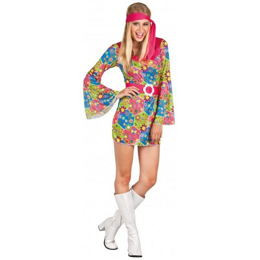 Hippie Kostüm Jazzy - M