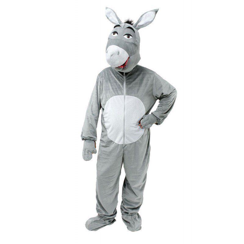 Big Head Donkey Esel Kostüm - M/L