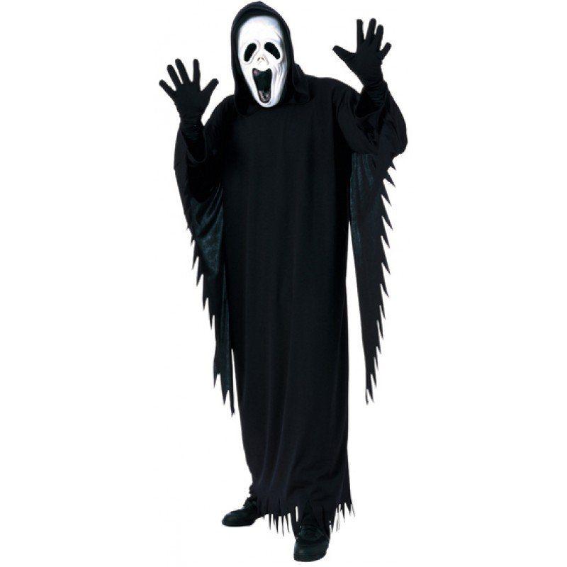 Howling Ghost Scream Geisterkostüm Erwachsen - M/L