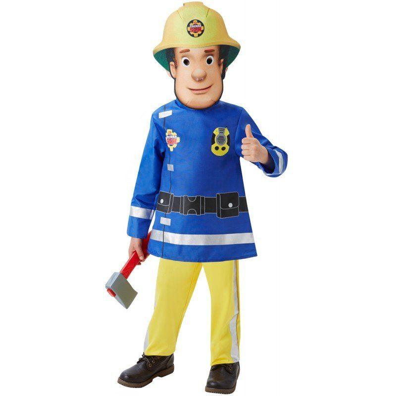 Deluxe Feuerwehrmann Sam Kind - Kinder (2-3 Jahre)