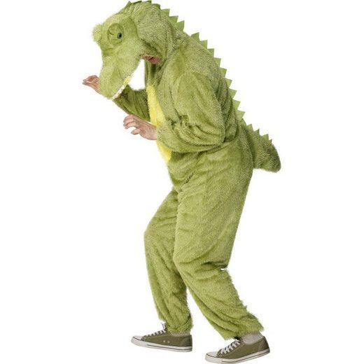 Klassisches Krokodil Kostüm - M/L