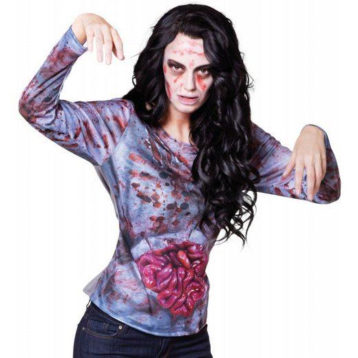 Creepy Zombie Shirt - M/L