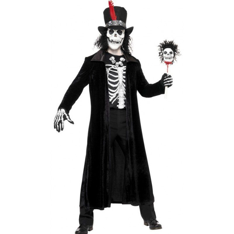 Zombie Priestly Kostüm - M