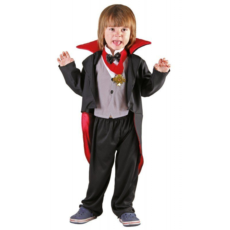 Little Sir Dracula Kinderkost - Kinder (3-4 Jahre)