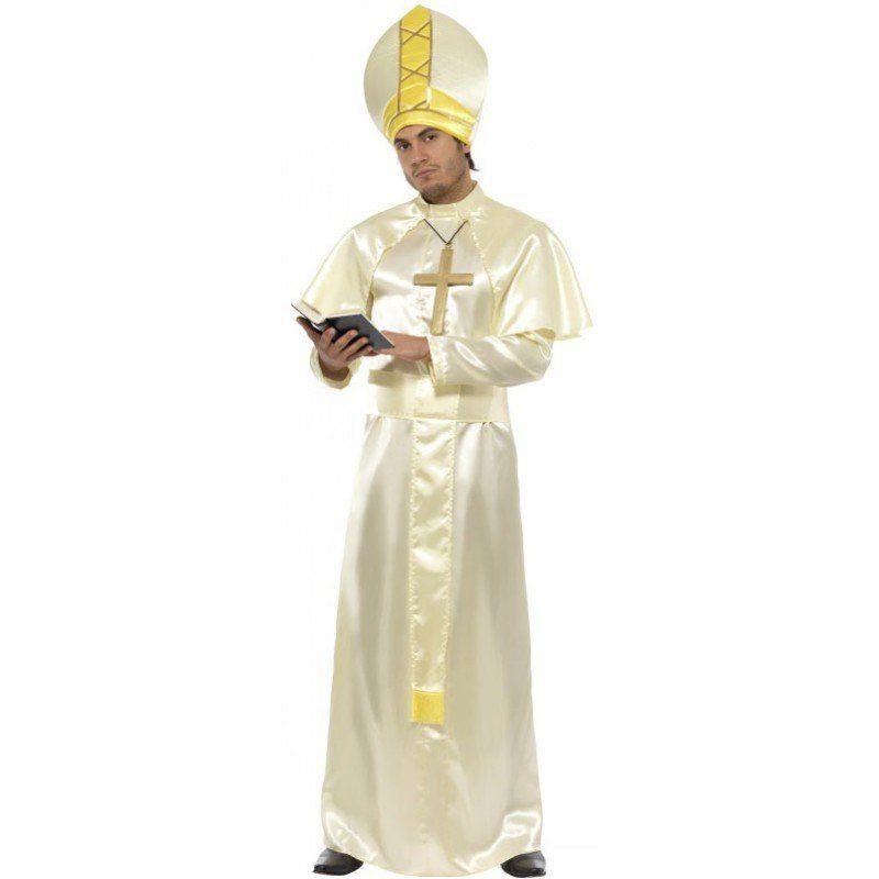 Protz Papst Kostüm - M