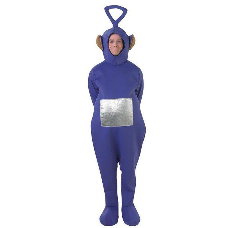 Tinky Winky Teletubbie Kostüm für - Einheitsgröße