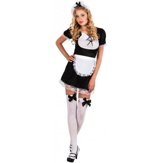 French Maid Zimmermädchen Kostüm - M