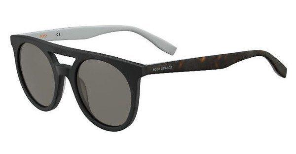Boss Orange Sonnenbrille » BO 0266/S«, blau, I8V/HD - blau/grau