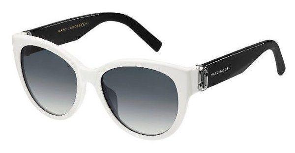 MARC JACOBS Marc Jacobs Damen Sonnenbrille » MARC 182/S«, weiß, CCP/9O - weiß/grau